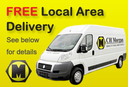 Free delivery at CH Morgans